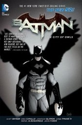 Scott Snyder – Batman Vol. 2: The City of Owls | Games on the Net | Scoop.it