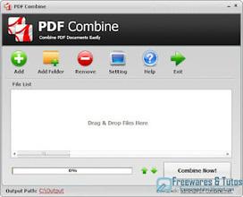 PDF Combine : un logiciel gratuit pour réunir des fichiers PDF en un seul document | François MAGNAN  Formateur Consultant | Scoop.it