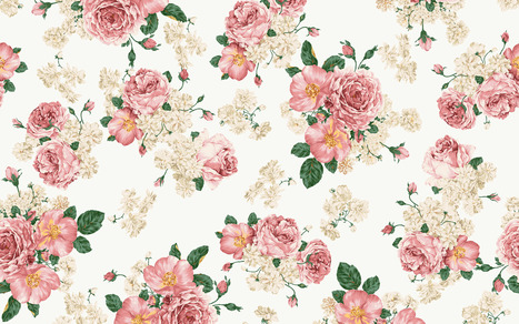 Free Floral Pattern Design Backgrounds For PowerPoint - Flower PPT Templates   PowerPoint Backgrounds   Scoop.it