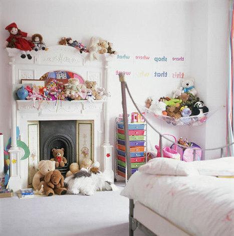Ideas para decorar habitaciones para niñas - Casas de iluminación líderes y articulos de decoración   Iluminación interiores   Scoop.it