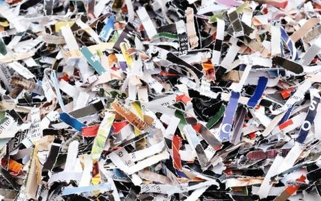 Is Paper Waste Killing Your Business? [INFOGRAPHIC]   Neli Maria Mengalli's Scoop.it! Space   Scoop.it