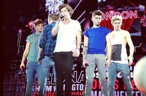 Cantante de One Direction le regaló una casa a su futura suegra - Blu Radio   Mis favoritos   Scoop.it