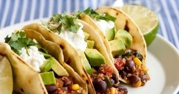 Useful Weight Loss Ideas: Chicken Tacos with Beans and Quinoa Recipe | Useful Weight loss Ideas | Scoop.it