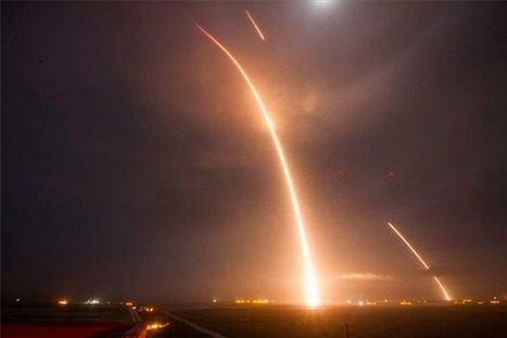Elon Musk's SpaceX Just Successfully Landed a Rocket Vertically   Accelerating technology   Scoop.it