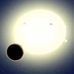 NASA's Kepler Spacecraft Finds 1st Alien Planet of New Mission | enjoy yourself | Scoop.it