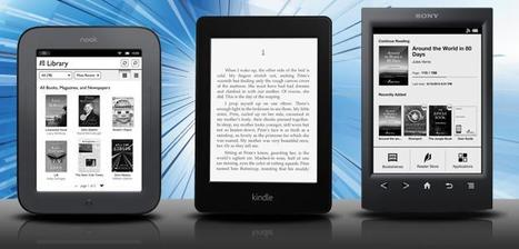 How to pick the right e-reader | Litteris | Scoop.it