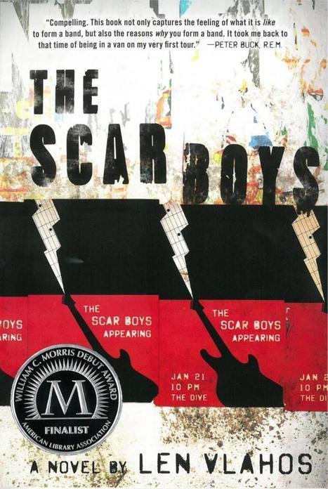 LenVlahos » The William C. Morris Award   The World of Reading   Scoop.it