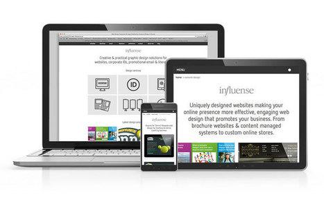 Responsive Web Design - What is it?   Responsive Website Design Sussex   Website Graphic Design, UI and UX   Scoop.it