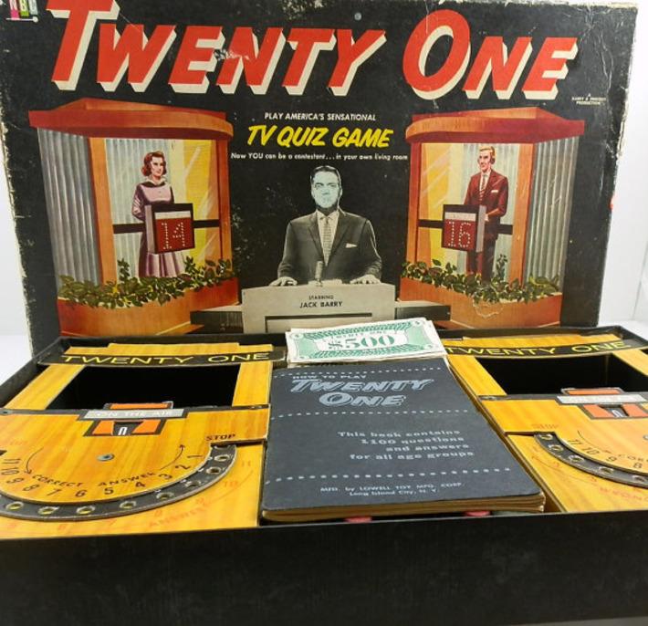 Quiz Show Vintage Board Game | Antiques & Vintage Collectibles | Scoop.it