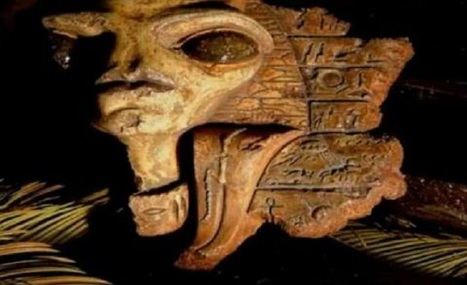 UFO And Alien Egyptian Artifacts Discovered In Jerusalem Kept Secret By Rockefeller Museum | Ancient Egypt and Nubia | Scoop.it