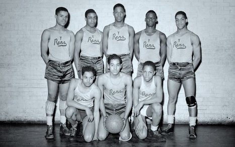 The NY Rens Were The 'Greatest Basketball Team You Have Never Heard Of' | enjoy yourself | Scoop.it