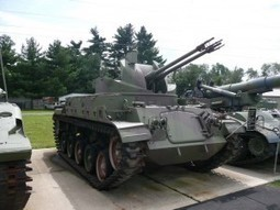 M42A1 Duster – WalkAround | History Around the Net | Scoop.it