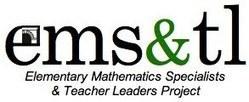 EMS - Elementary Mathematics Specialist | Common Core State Standards Mathematics | Scoop.it