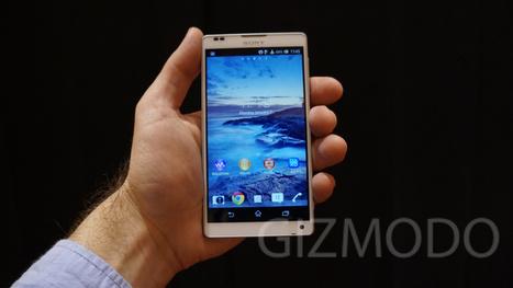 The Five Best Phones of CES 2013 | traffic | Scoop.it
