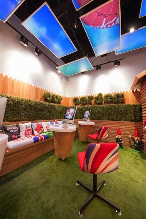 Le nouveau flagship digital de Virgin Media à Londres - Altavia Watch | E-commerce, M-commerce : digital revolution | Scoop.it