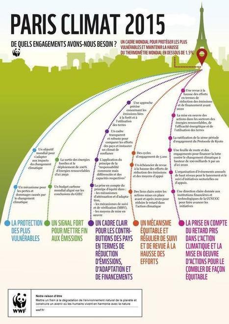 De quels engagements avons-nous besoin pour que la COP21 soit un succès ? | Transitions Energétique & Numérique | Scoop.it
