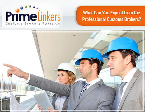 What Can You Expect from the Professional Customs Brokers | Customs Consultancy | Scoop.it