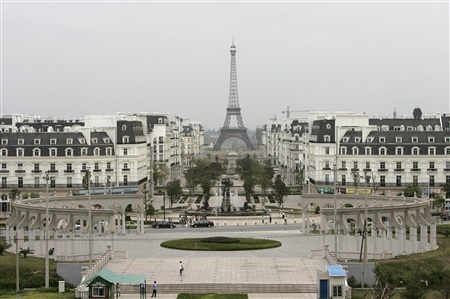 Made in China: European Clone Towns | France Project | Scoop.it