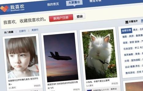 Attack of the Pinterest Clones, as Qihoo Rolls Out Its Own | Panorama des médias sociaux en Chine | Scoop.it