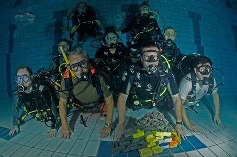 Macclesfield scuba divers make a splash with weight-loss challenge | ScubaObsessed | Scoop.it
