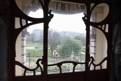 La maison Saint-Cyr, joyau Art Nouveau, bientôt transformée en ... - Le Soir | artexpo | Scoop.it