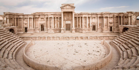 Fleur Pellerin souhaite reconstituer Palmyre en 3D | Clic France | Scoop.it