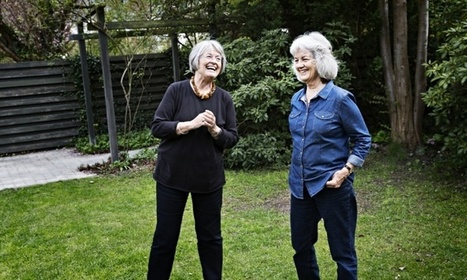 Why are older Danish women so happy?   English for HR and working life   Scoop.it