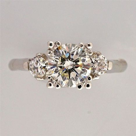 Peter Suchy Jewelers: Antique Engagement Rings for Sophisticated ... | Vintage-Antique Rings of the World | Scoop.it