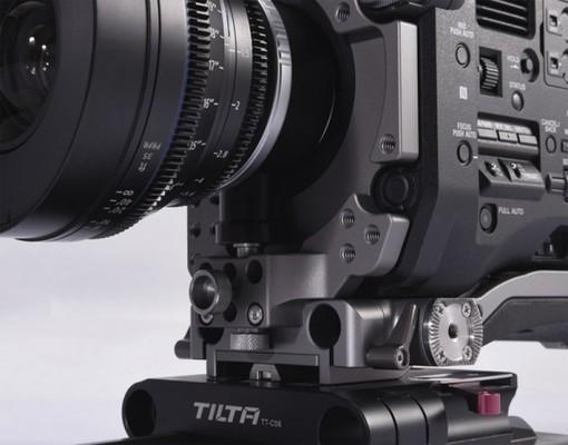 Tilta's new FS7 rigs and V-lock battery plate