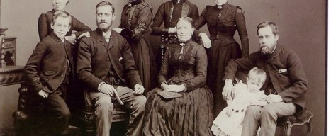 Ask the photo expert - Victorian family portrait | News | findmypast.co.uk | British Genealogy | Scoop.it