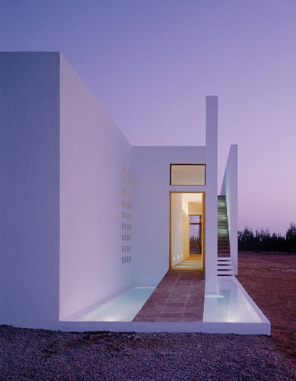 Modern Morocco: Fobe House by Guilhem Eustache - Design Milk | What Surrounds You | Scoop.it