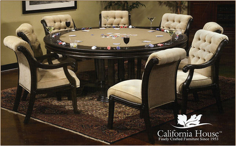 Poker Game Tables   Poker Tables   Scoop.it