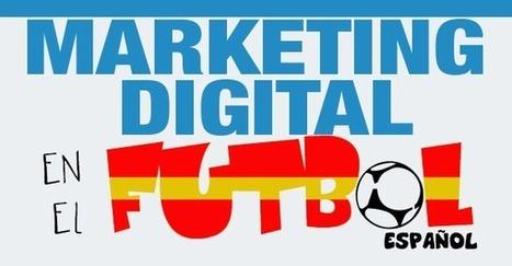 Marketing Digital Deportivo ¿Evolución esperada? | Seo, Social Media Marketing | Scoop.it