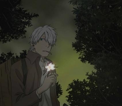 Nuevo teaser de la película Mushishi: Zoku-Shō: Suzu no Shizuku | Noticias Anime [es] | Scoop.it