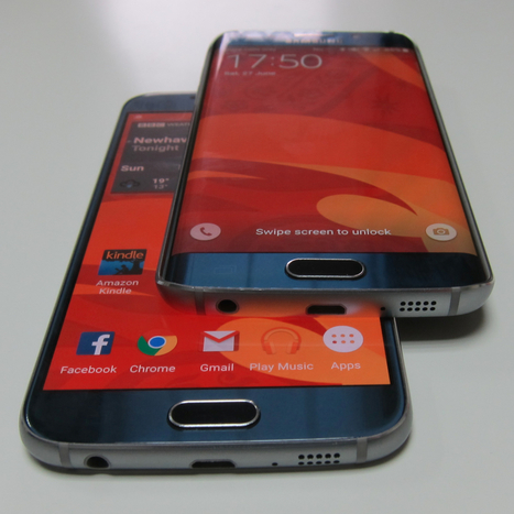 Danger For Samsung As Smartphone Profits Fall | Mobile Technology | Scoop.it