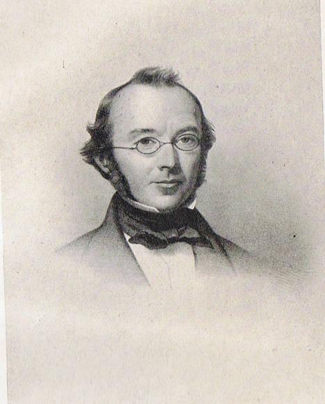 Zoom sur... le portrait d'Eugène Casalis de 1850 | Eugene Casalis_Missionnaire | Scoop.it
