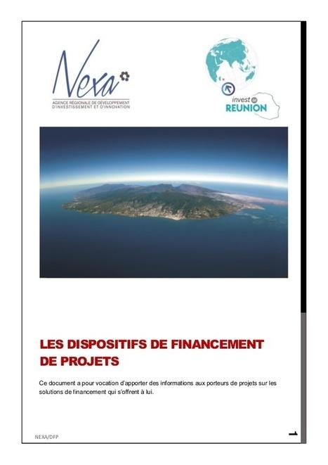 Les dispositifs financement de projets – NEXA | Ngoding | Sélections des sources publiques et privées de financement de projets | Scoop.it