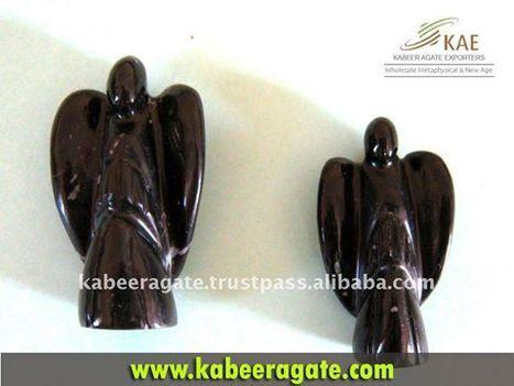 Black Obsidian Angles | Agate Semi Precious Stones | Scoop.it