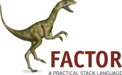 Factor programming language | Trending Programming Languages | Scoop.it
