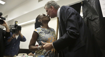 White Mayor, Black Wife: NYC Shatters an Image | Mixed American Life | Scoop.it