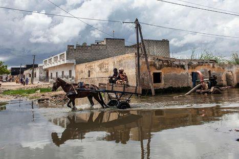 Sénégal : A Dakar, le changement climatique en photos | AJEC21 | Options Futurs Rio+20 | Scoop.it