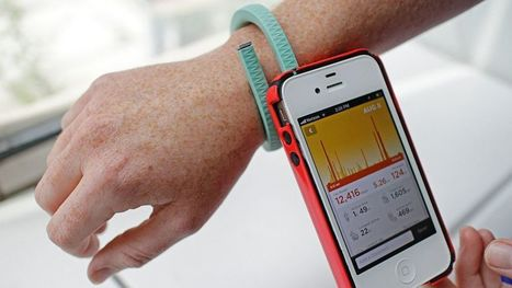 Fitness Trackers: Step by Step to Better Health or Driving Us Crazy? - ABC News | health and fitness | Scoop.it
