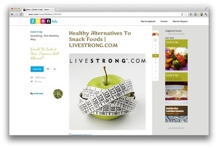 New Content Curation Tool To Curate Web Content Magazines: Zeen Launches In Private Beta | SocialMediaDesign | Scoop.it