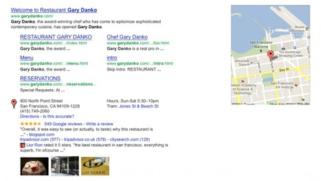 Google Raises Local Search Stakes With New Places SERP   Google Plus Business Pages   Scoop.it
