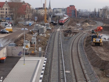 Große Baustellenübersicht zwischen Ostkreuz und Ostbahnhof | Ostkreuzblog | Friedrichshain | Scoop.it