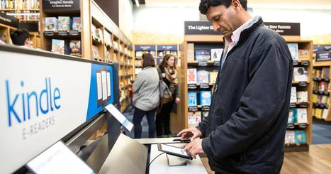 Amazon to open 100s of physical bookstores: DJ | On Writing | Scoop.it