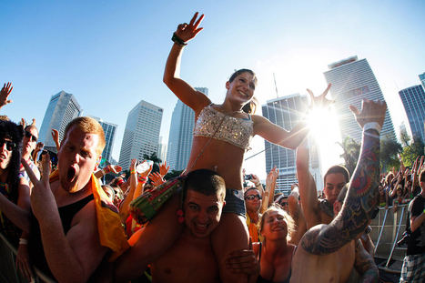 Rave On: Miami Approves Ultra Music Festival's Second Weekend | Current Events | Scoop.it