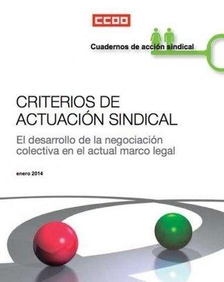 El desarrollo de la negociación colectiva en el actual marco legal ... | AFIN Antonina López Lechuga Técnicas de Negociación Laboral | Scoop.it