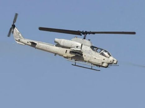 'Israel Ships Cobra Gunships to Jordan to Help Fend Off ISIS' | News You Can Use - NO PINKSLIME | Scoop.it
