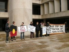Police called to Aboriginal protest in Newcastle - ABC Newcastle NSW - Australian Broadcasting Corporation | K-6 Education | Scoop.it